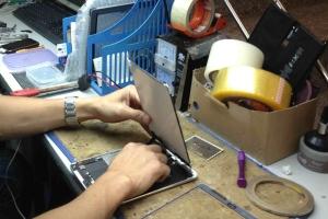 Dịch vụ sửa chữa ipad tại chỗ uy tín