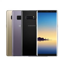 SAMSUNG NOTE8 LIKE NEW QT